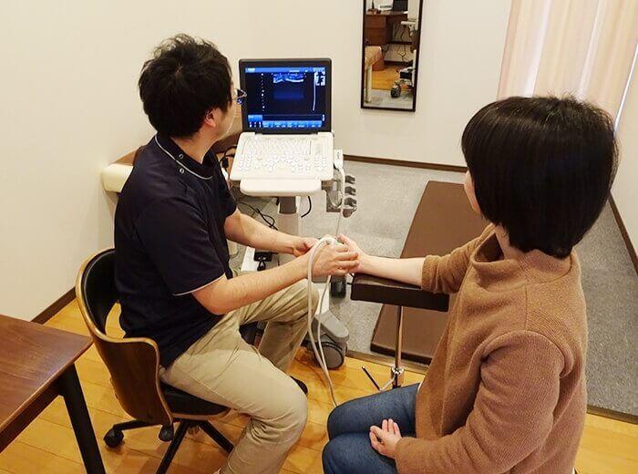 超音波画像診断