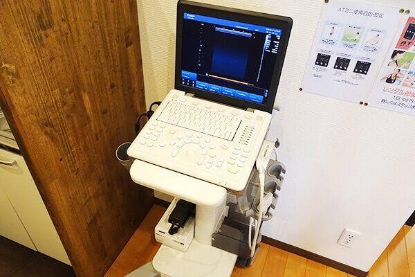 超音波画像観察装置